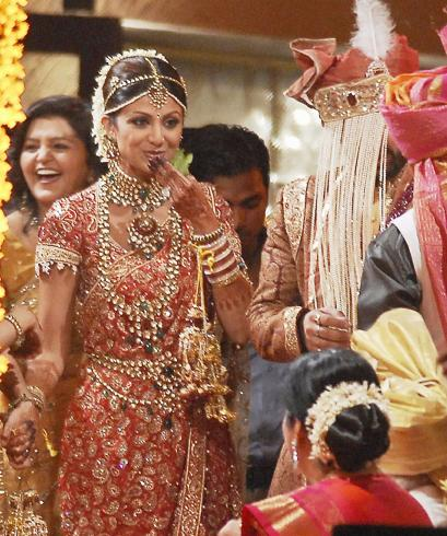 Indian Celebrity bride « Indian Fashion Police