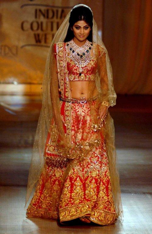 Simple Indian Wedding Dresses 77 Elegant