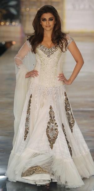 Bridal Couture for 2011 » Indian Bollywood actress Aishwarya Rai d