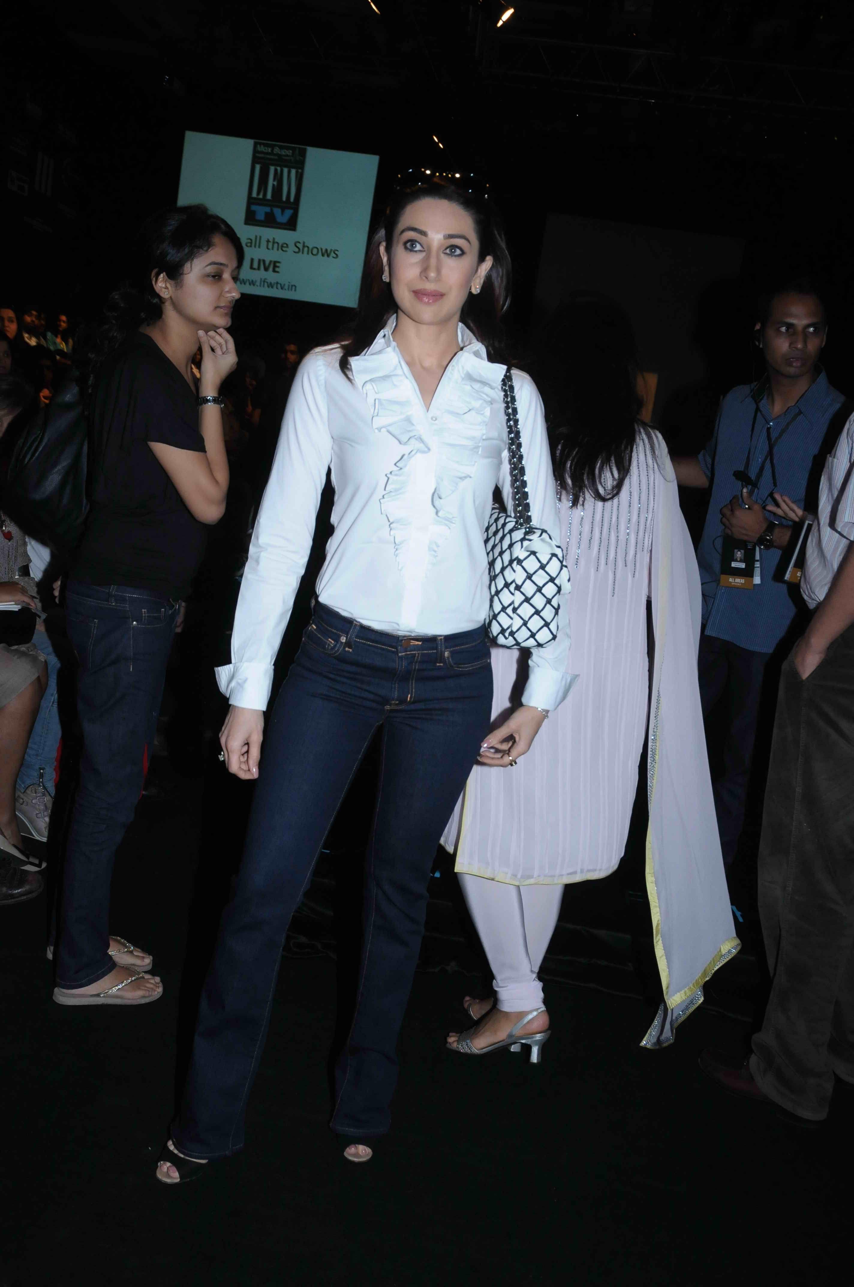 Celebrities At Lakme Fashion Week Via Indian Fashion Police Fashionwidget