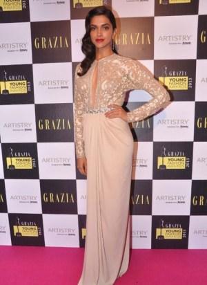 Grazia-Deepika