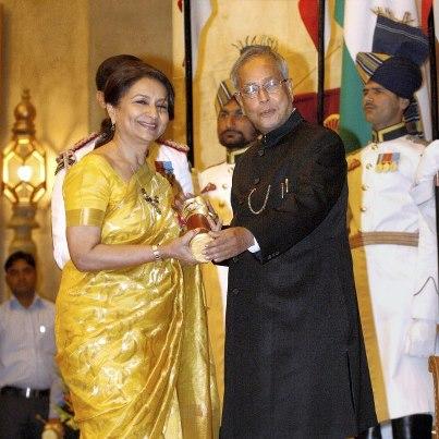 Sharmila-PAdmaBhushan2
