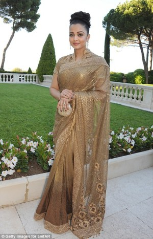 aishwarya rai attended the amfar s 20th cinema against aids gala at ...