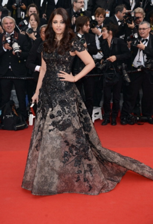 the cannes veteran is back again with style aishwarya rai bachchan ...