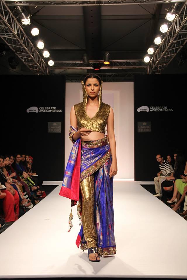 New Kerala Saree Blouse Designs